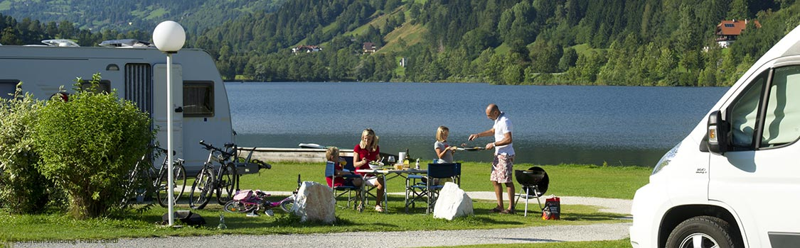 Camping Glinzner am Afritz See